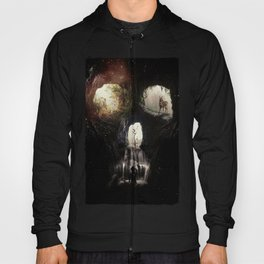 Cave Skull Hoody