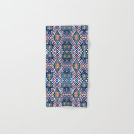 Golestan Palace tile 97 Hand & Bath Towel
