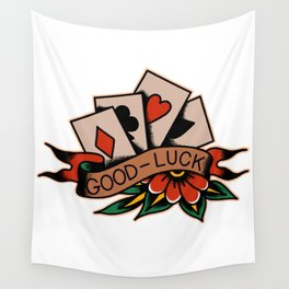 Good-Luck Wall Tapestry