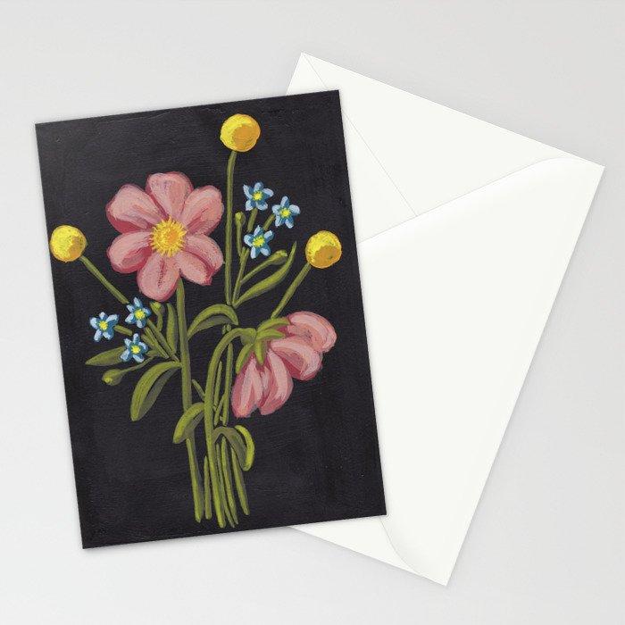 Sunshine Bouquet Stationery Cards
