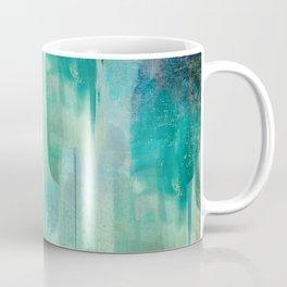 Aqua Circumstance Coffee Mug