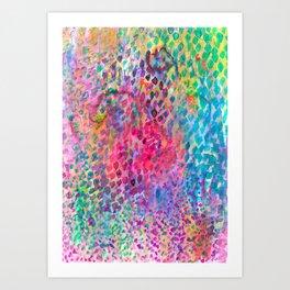 Boa Art Print