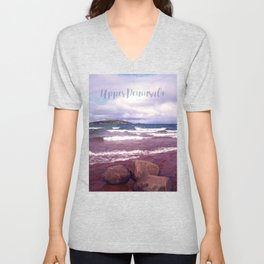 Upper Peninsula Unisex V-Neck
