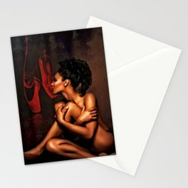 AMERICAN BALLERINA Stationery Cards