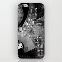 Deliver us in Evil  iPhone Skin