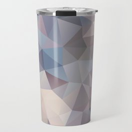 Polygon pattern 9 Travel Mug