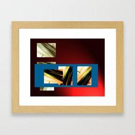 BLT Framed Art Print