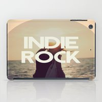 indie iPad Cases featuring Indie Rock by El Rock Es Cultura