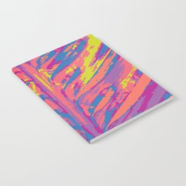 leafy coral Notebook