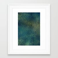 scales Framed Art Prints featuring Scales by Simona Sacchi