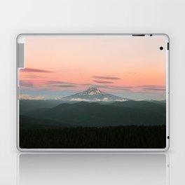 Hood Sunset Laptop & iPad Skin