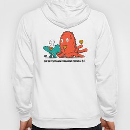 The Best Vitamin for Making Friends: B1 Hoody