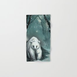 Spirit Bear Hand & Bath Towel