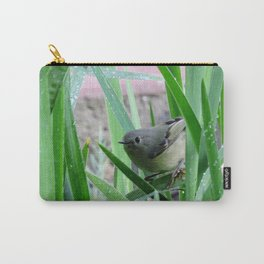 Kinglet Approaching Carry-All Pouch
