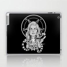 Black Mass Ritual Laptop & iPad Skin