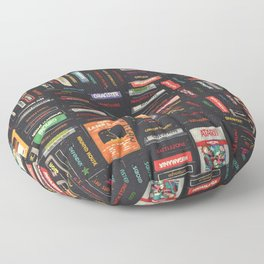 Games Floor Pillow