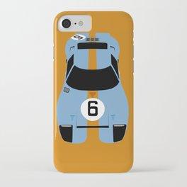 Gulf GT40 iPhone Case