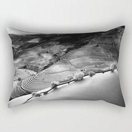 never look back Rectangular Pillow