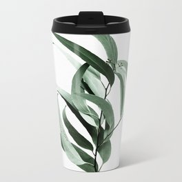 Eucalyptus - Australian gum tree Metal Travel Mug