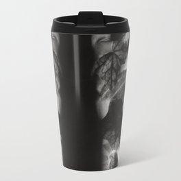 FEMALE NUDE - analog - duplex Travel Mug