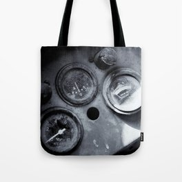 Vehicle Dials in Dust Tote Bag
