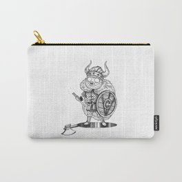 Troubled Viking Carry-All Pouch