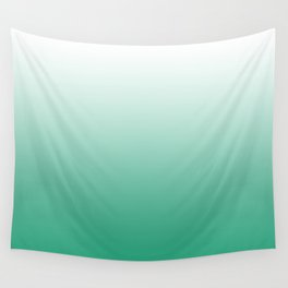 Emerald City Gradient Wall Tapestry
