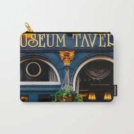 Museum Tavern Carry-All Pouch