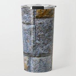 stones-wall Travel Mug