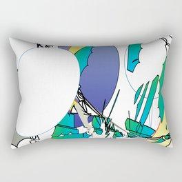 Color #2 Rectangular Pillow