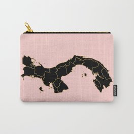 Panama map Carry-All Pouch