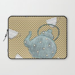 Put the kettle on! Laptop Sleeve