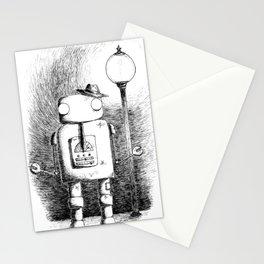 Hobo Robot Stationery Cards