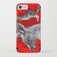 kangaroo iPhone & iPod Cases featuring Kangaroo by SwanniePhotoArt