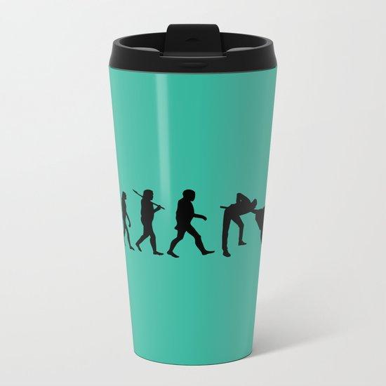 Evolution snooker Metal Travel Mug