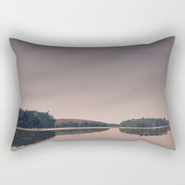 Kejimkujik National Park Rectangular Pillow