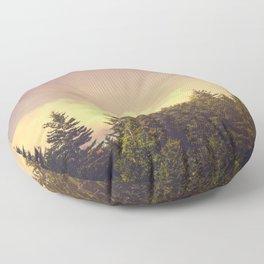 North Wilderness Floor Pillow