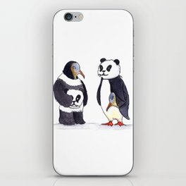 Awkward Office Party  iPhone Skin