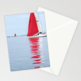 Straights of Mackinac Stationery Cards