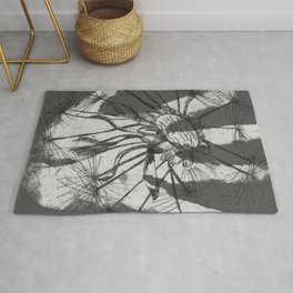 August (Innocence) - Grey Palette Rug