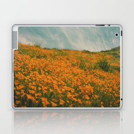 California Poppies 016 Laptop & iPad Skin