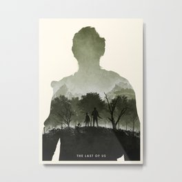 The Last Of Us (II) Metal Print
