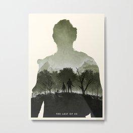 The Last Of Us (II) Metal Print