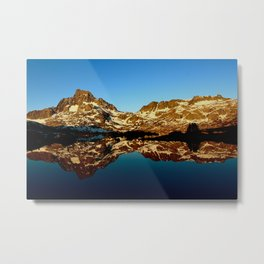 Sunrise in the Sierras Metal Print