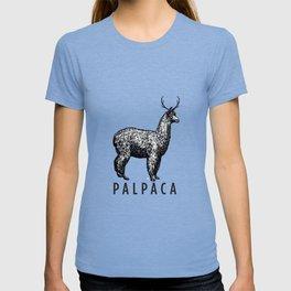 the palpaca T-shirt
