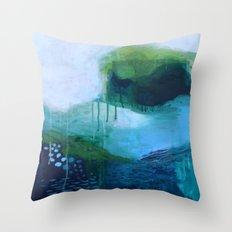 Mists No. 1 Throw Pillow