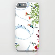 Meadow scene (full) Slim Case iPhone 6s
