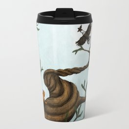 Ratatosk and the Eagle Travel Mug
