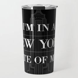 New York State of Mind #2 Travel Mug