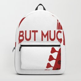 bass like a guitar but much cooler funny guitar Backpack